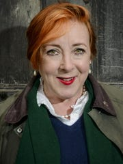 Author Catharine Arnold.