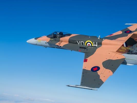 2015 Canadian Force CF-18 Hornet