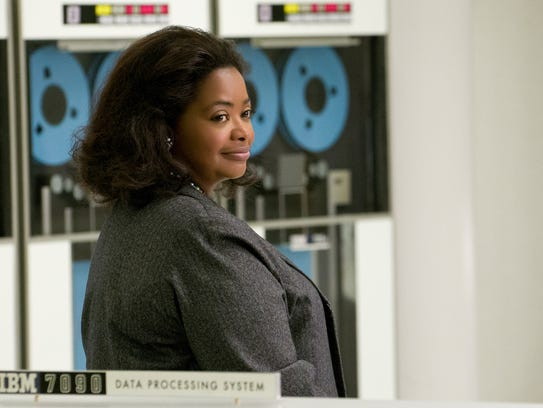 Dorothy Vaughan (Octavia Spencer) learns the ins and