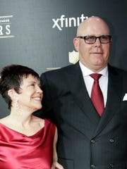 Former Yorkers Bruce Arians and wife, Christine, have