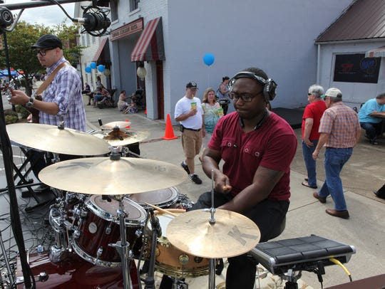 Depot Days is a favorite event held each September in downtown Smyrna.
