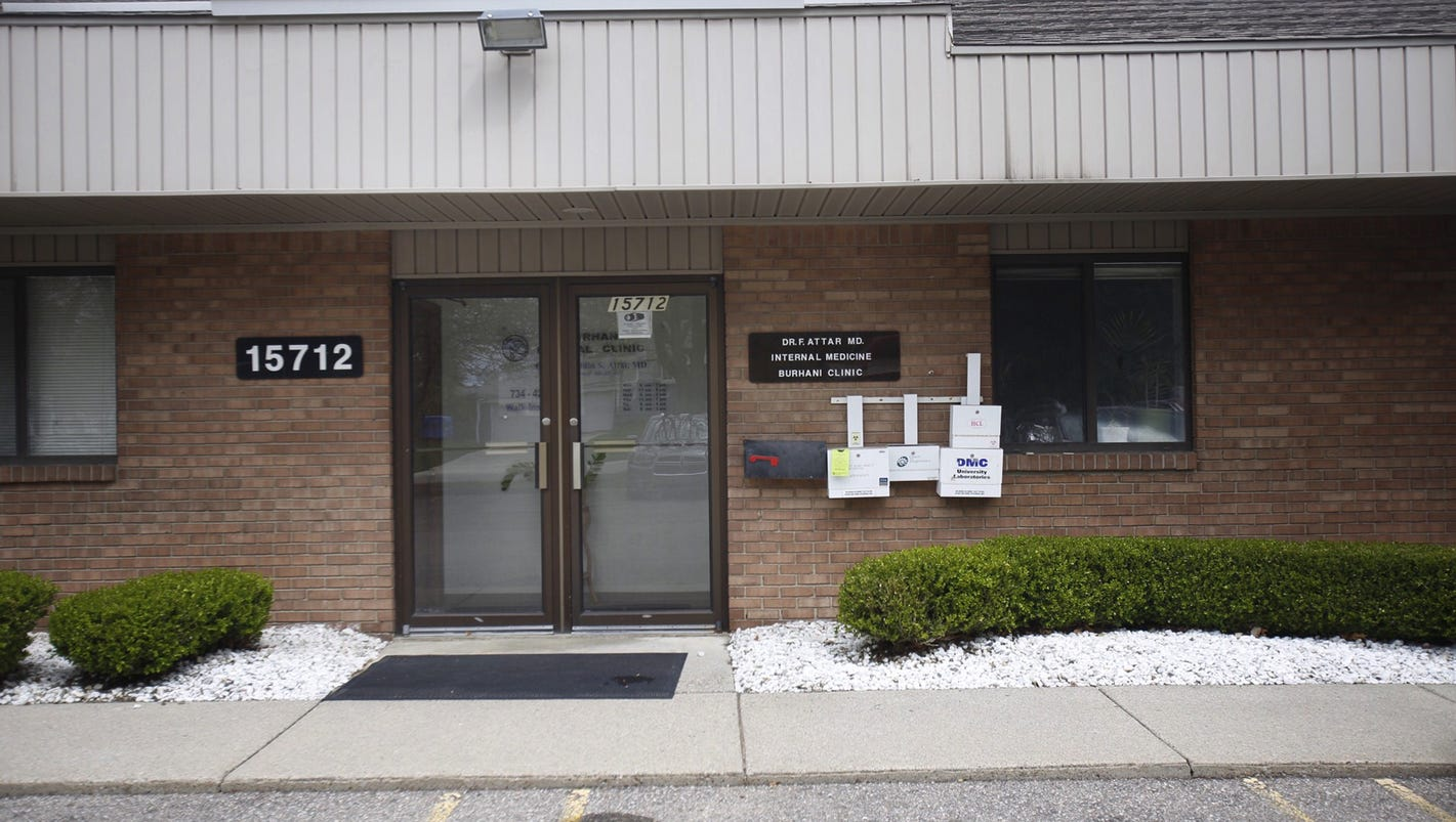 2nd doctor, wife arraigned in genital mutilation case at Livonia clinic