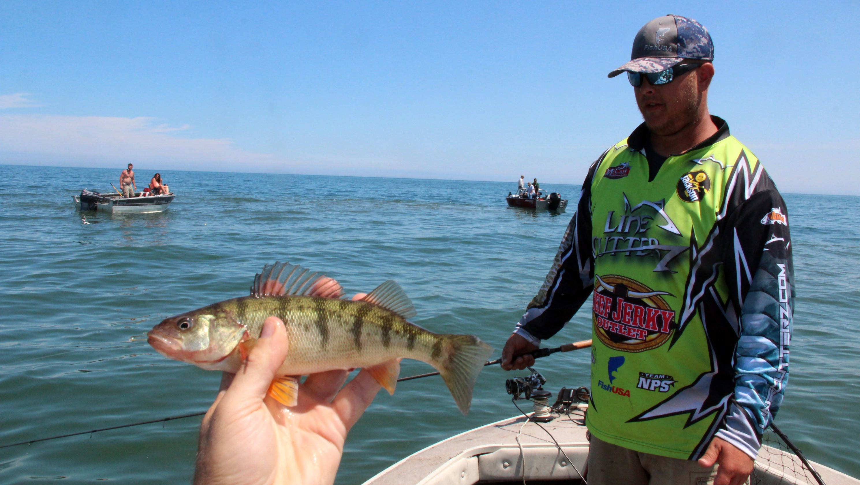 Smith: Yellow perch, the fish of the people, need a boost