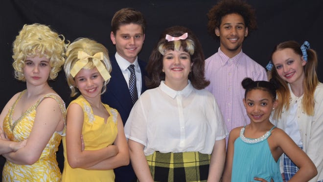 """Students from Triple Talent Academy in Elmira will present the musical """"Hairspray"""" on Saturday."""