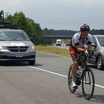 FDL ultracyclist takes 2nd in cross-country race