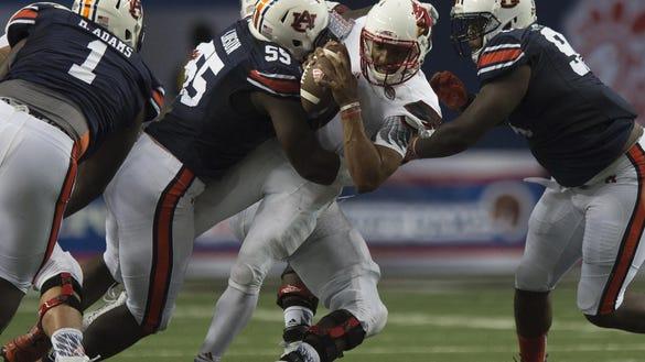 Gameday: Auburn vs. Louisville