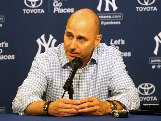 USP MLB: NEW YORK YANKEES AT NEW YORK METS S BBN USA NY
