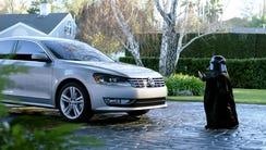 ORG XMIT: V1P-1102011701039661 Super Bowl - Volkswagen