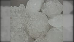 APRIL 10, 2001: The costliest hail storm in U.S. history