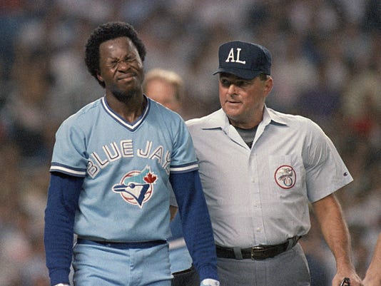 World Series Deckinger Call Baseball