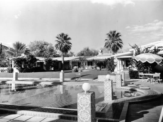 The Shapiro Estate (Liz Taylor and Mike Todd honeymooned