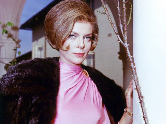 Barbara Bain as 'Mission Impossible' agent Cinnamon Carter.