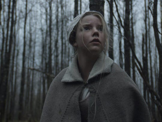 "Anya Taylor-Joy in ""The Witch."" (A24)"