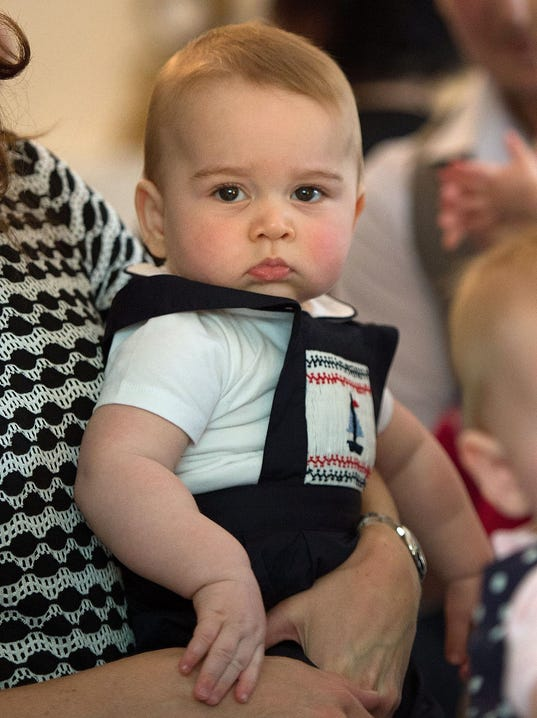 Can Buy Prince George Baby Sailor Outfit