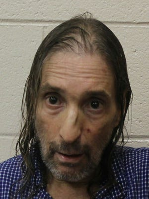 Suspected fugitive Robert Agresti