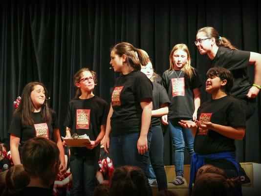 FRM high school musical