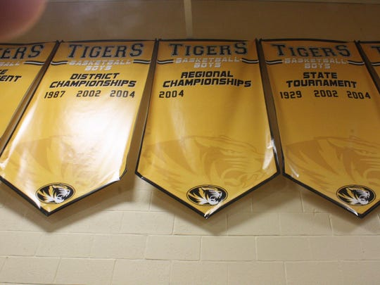 Halls High School Tigers are 25-0 and ranked No. 1 in the state in Class A entering the 14-A tournament.