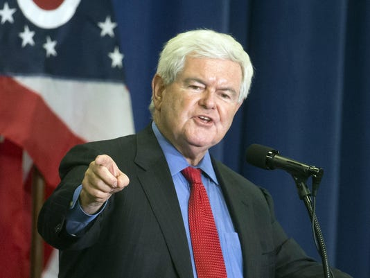 AP CAMPAIGN 2016-FOX-GINGRICH A ENT FILE ELN USA OH