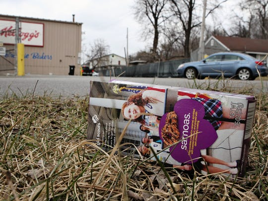 The Kellogg's factory on Ralph Avenue, where Girl Scout cookies are made locally, will soon get a new owner.