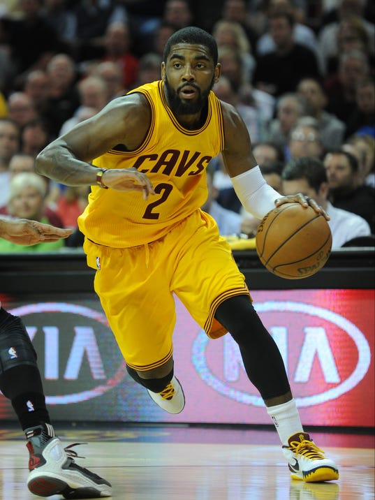 Cavaliers' Kyrie Irving announces return to lineup