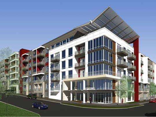 Terwilliger Pappas Multifamily plans the $64 million