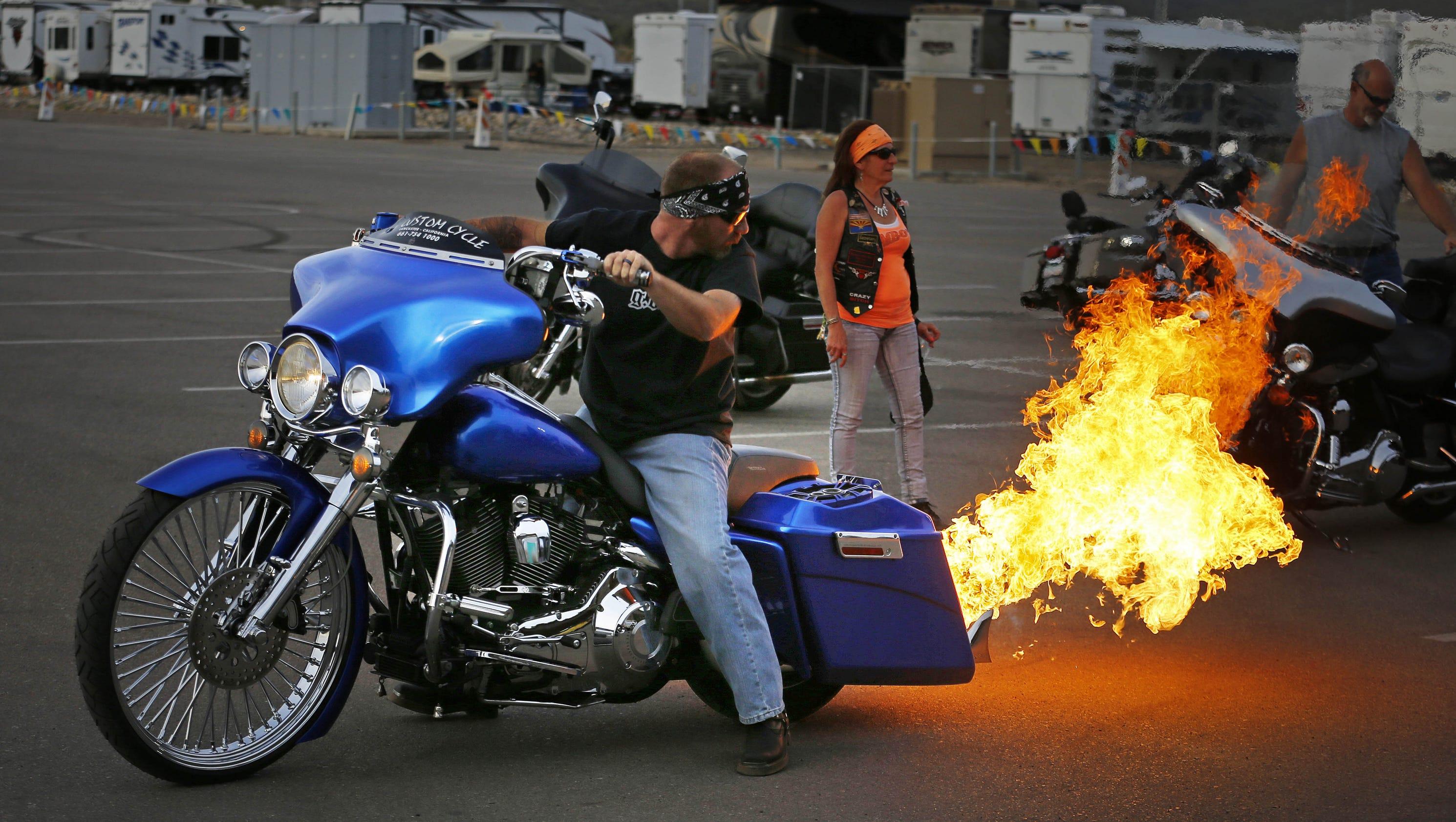 Photos Arizona Bike Week 2016 In Scottsdale