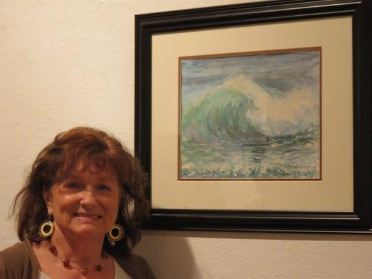 """The Curl"" by Krystyna Robbins won the Rio Bravo Award."