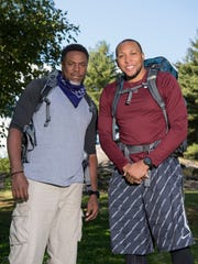 Cedric Ceballos and Shawn Marion, retired NBA stars from Glendale, CA and Chicago, IL on the 30th season of THE AMAZING RACE will premiere during the 2017-2018 television season on the CBS Television Network.