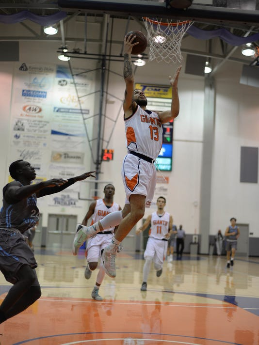 COS tops Cerro Coso in men's hoops