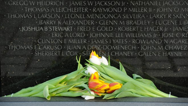 The Vietnam Veterans Memorial is a national memorial in Washington, D.C. honoring U.S. service members of the U.S. armed forces who fought in the Vietnam War, service members who died in service in Vietnam/South East Asia, and those service members who were unaccounted for (Missing In Action) during the War.