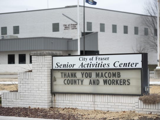 Cutting Fraser's activity center and senior services