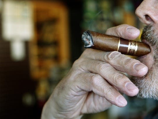 About 20 percent of residents smoke, according to the