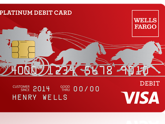 A debit card with the EMV technology.