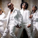 Mindless Behavior performs at the Jack Howard Theatre Friday.