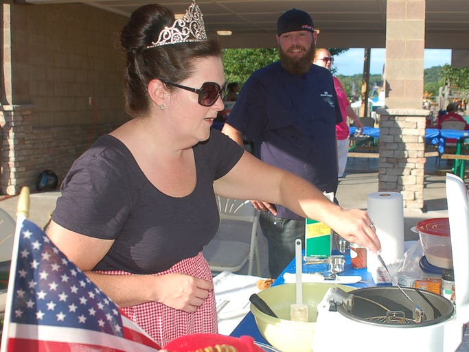 Summerfest helds its second annual Cumberland Catfish Cookoff.