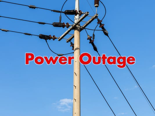 #stockphoto Power Outage