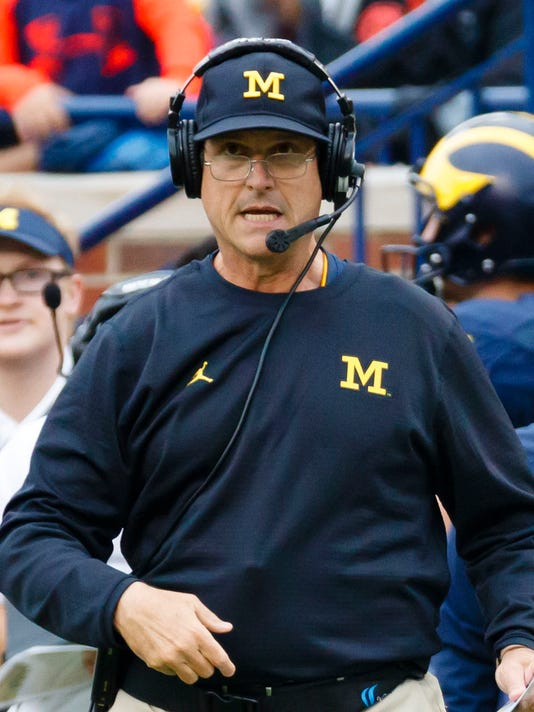 NCAA Football: Central Florida at Michigan