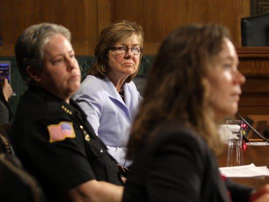 Angela Fleischer, Kathy Zoner. Angela Fleischer