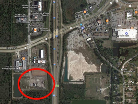 A TownPlace Suites by Marriott will soon be built just west of Interstate 95 off State Road 50 in Titusville. Land is cleared just behind the Quality Inn Kennedy Space Center and Days Inn Titusville Kennedy Space Center.