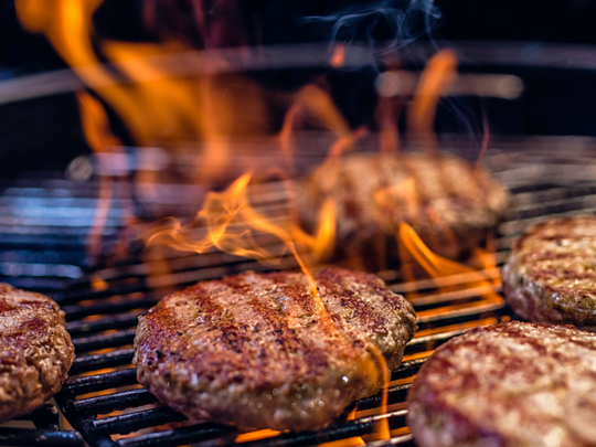 Sorry, you're grilling your burgers wrong