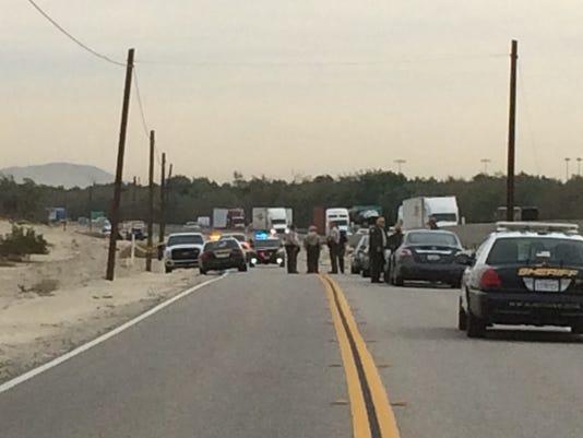 Varner Road shooting