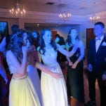 Scenes from the Elmira Notre Dame High School senior prom on May 21 at Corning Country Club.