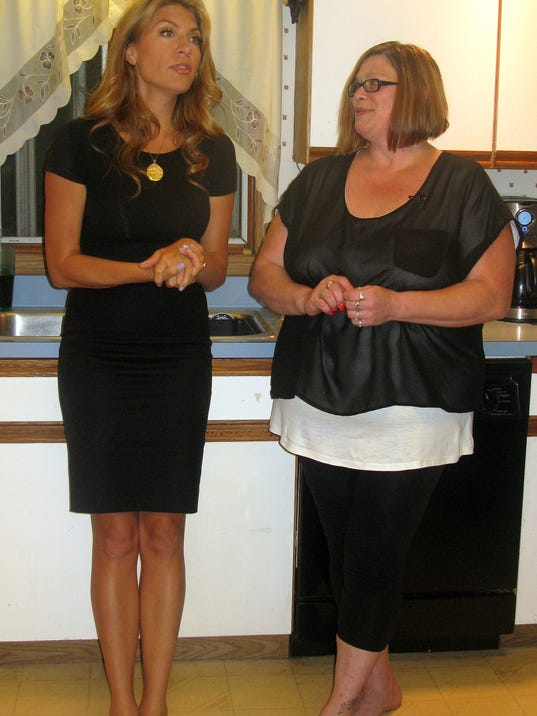 Genevieve gorder offers in home consult in painted post for Genevieve gorder