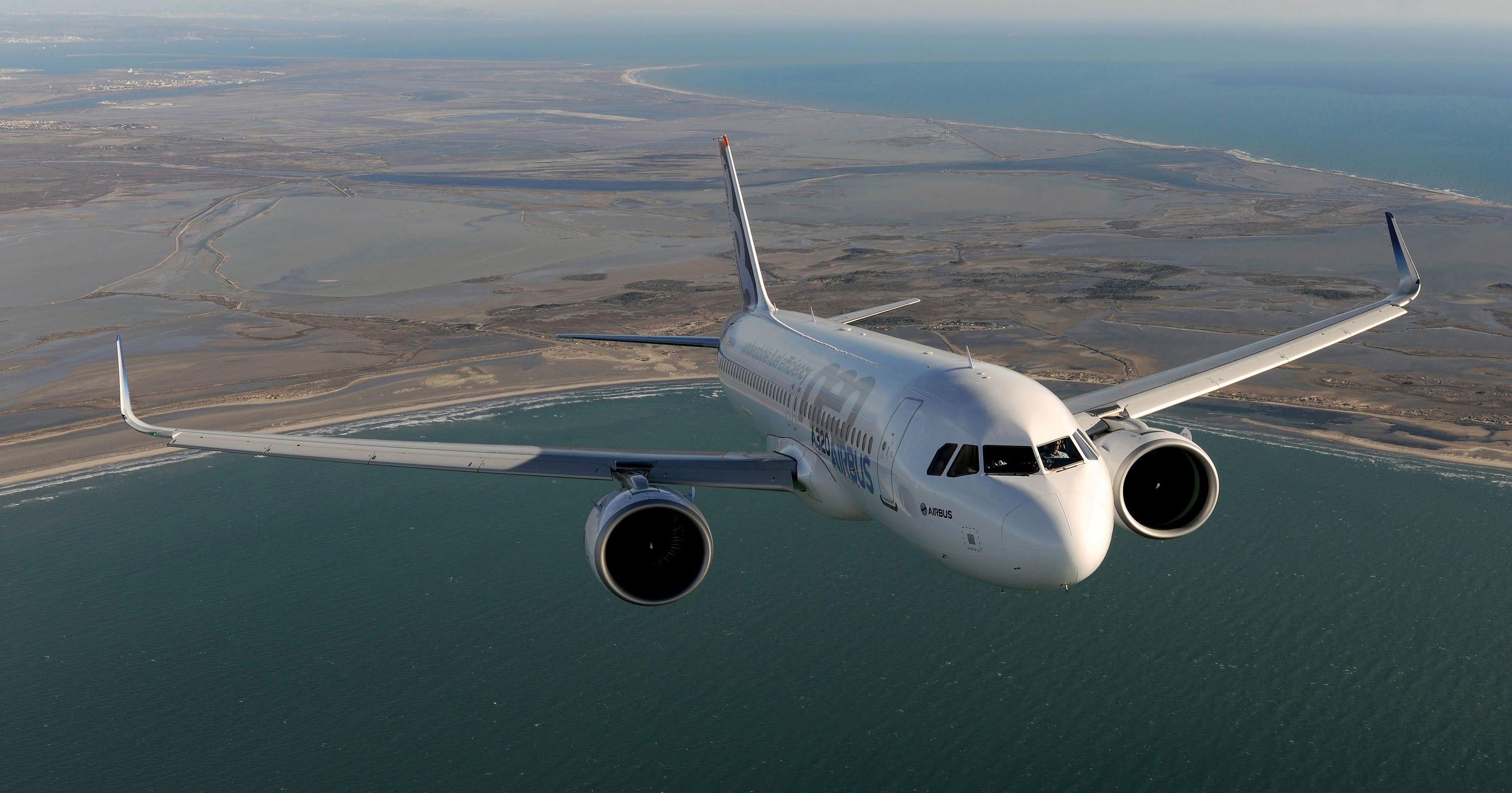 Resultado de imagen para paris air show 2019 Airbus A320