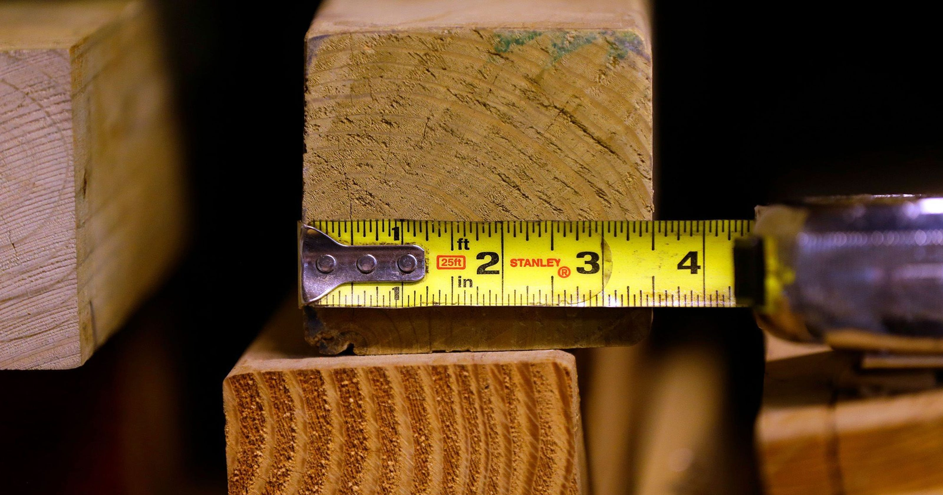Home Depot Menards Accused Of Misrepresenting Lumber Size