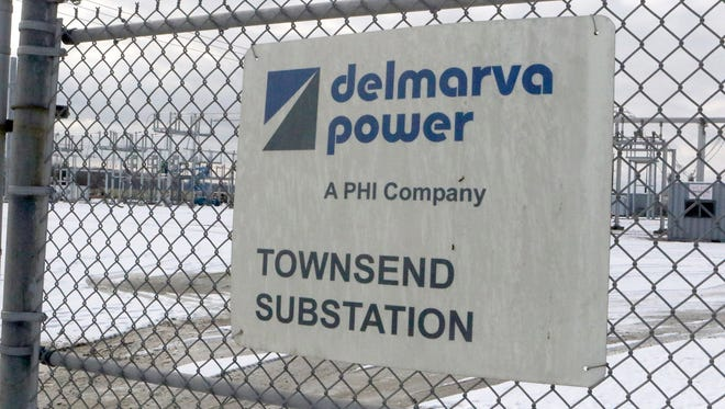 With updates completed at the Townsend substation, the project that would add another 138kV line into Middletown is ready to proceed. The redundant line would be in place to make sure power outages would not occur if one transmission line went down for maintenance or other reasons.