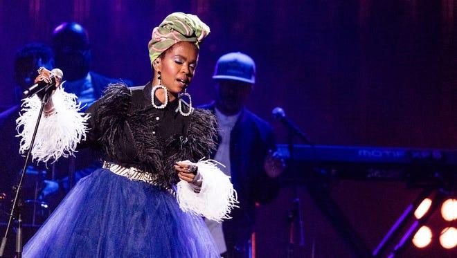Lauryn Hill's Aug. 5 concert at Municipal Auditorium has been rescheduled.