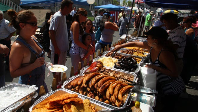 The Keyport Spanish American Festival will take place Aug. 13.