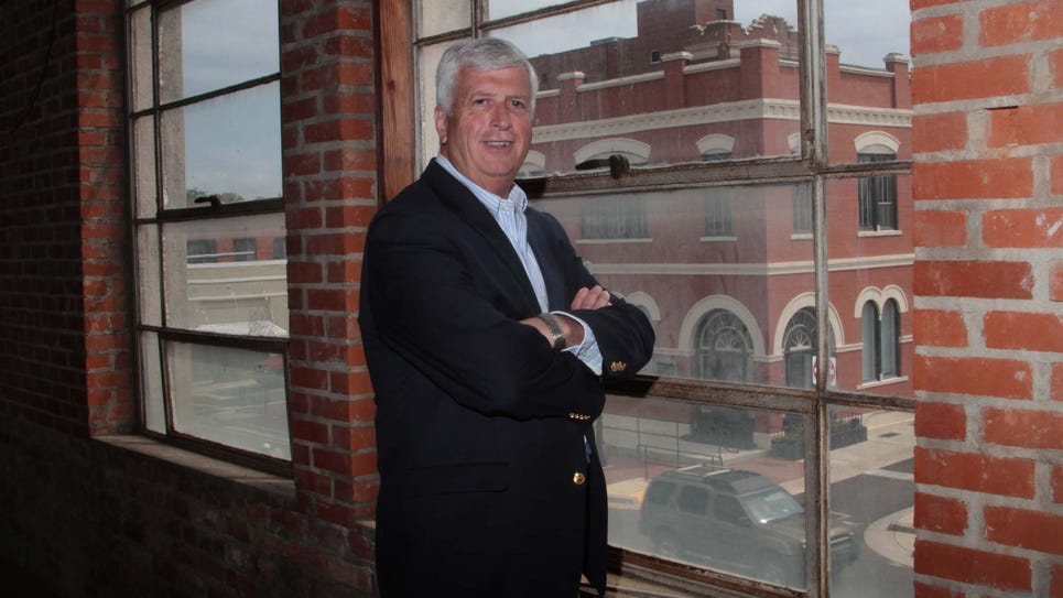 Ruston Mayor Ronny Walker discusses the city's Downtown