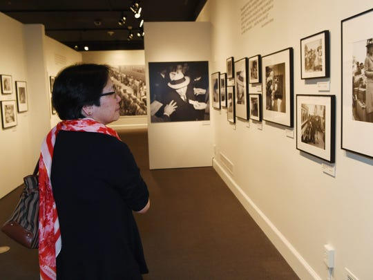 Linda Merrell, a Town of Poughkeepsie resident whose family was forced into a Japanese internment camp, reflects on the new exhibit at the Franklin D. Roosevelt Presidential Library and Museum in Hyde Park.